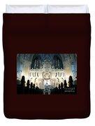 Synagogue Duvet Cover