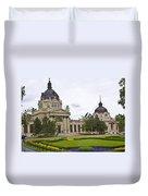 Szechenyli Baths - Budapest Duvet Cover