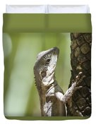 Ta-ta Lizard Duvet Cover