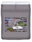 Table Top Channel 7 Duvet Cover