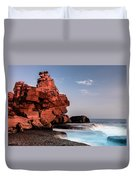 Table Water Duvet Cover