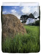 Tacumshane Windmill, County Wexford Duvet Cover
