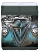 Tainted Hot Rod Duvet Cover