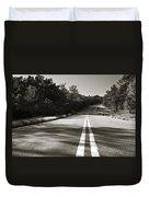 Talimena Roads II Duvet Cover
