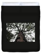Tall Tree Duvet Cover