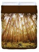 Tall Trees Duvet Cover