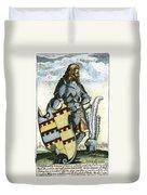 Tamerlane (1336?-1405) Duvet Cover