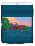 Taos Casita II Duvet Cover