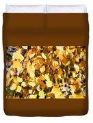 Taos Gold Iv Duvet Cover