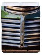 Taos Truck 1 Duvet Cover