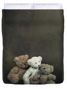 Teddy Bear Family Duvet Cover