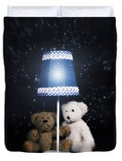 Teddy Bears Duvet Cover by Joana Kruse
