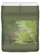 Tender Pines Duvet Cover