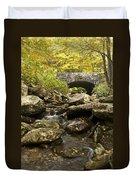 Tennessee Stone Bridge 6062 Duvet Cover