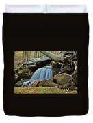 Tennessee Waterfall 5962 Duvet Cover