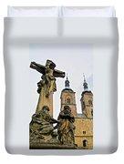 Tepla Monastery - Czech Republic Duvet Cover