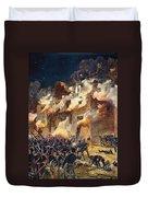 Texas: The Alamo, 1836 Duvet Cover