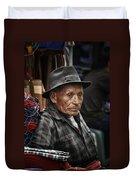 Textile Merchant Duvet Cover