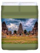 Thai Temple Duvet Cover