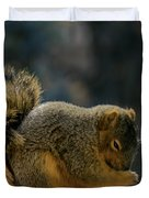Thank You For The Nuts Duvet Cover