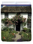 Thatched Cottage, Carlingford, Co Duvet Cover