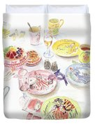 Thats Amore Duvet Cover