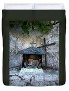 The Altar Duvet Cover