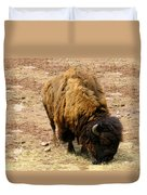 The American Buffalo Duvet Cover