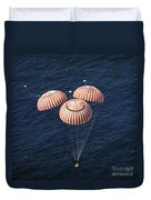 The Apollo 16 Command Module Duvet Cover