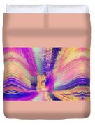 The Apparition Duvet Cover