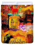 The Art Of Loving Duvet Cover