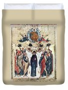 The Ascension Duvet Cover
