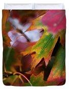 The Autumn Leaves Duvet Cover