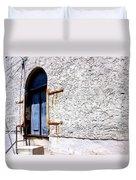 The Back Door Duvet Cover
