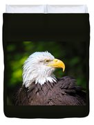 The Bald Eagle Duvet Cover
