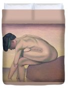 The Bather Duvet Cover