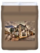 The Bear Inn  Duvet Cover