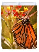 The Beauty Of A Butterfly Duvet Cover