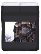 The Beauty Of Philadelphia City Hall Duvet Cover