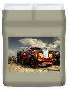 The Big Mack Duvet Cover