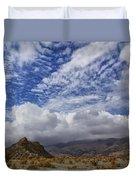 The Big Sky Duvet Cover