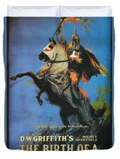 The Birth Of A Nation Duvet Cover