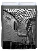 The British Museum I Duvet Cover