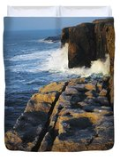 The Burren, Co Clare, Ireland Duvet Cover