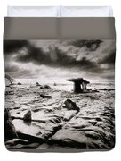 The Burren Duvet Cover