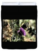 The Butterfly IIi Duvet Cover