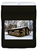 The Cabin In The Woods Duvet Cover