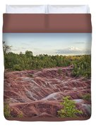 The Cheltenham Badlands Duvet Cover