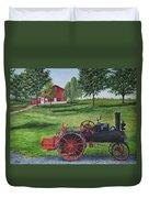 The Clemens Farm Duvet Cover