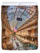 The Cleveland Arcade Iv Duvet Cover